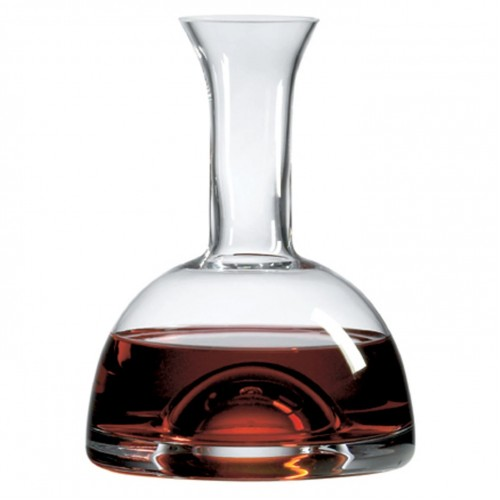 Punted Trumpet Decanter with Free Luxury Satin Decanter Bag